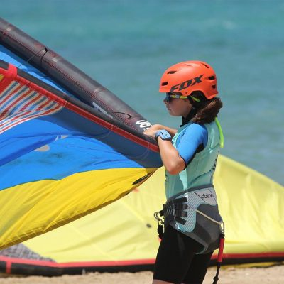 LEARN KITEBOARDING  SAFELY