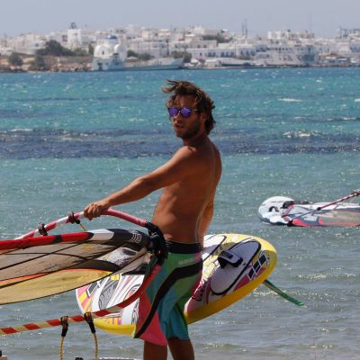 LEARN WINDSURFING WITH SAFETY