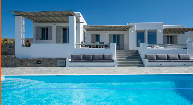 accommodations nearby Paros Kite